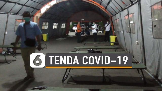 Thumbnail tenda darurat covid-19