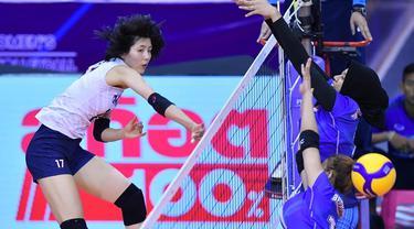 Timnas Voli Putri Indonesia - Olimpiade 2020