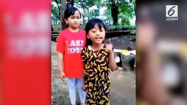 Video kids zaman now marah-marah ditinggal suami viral di media sosial.