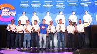 Dalam rangka memperingati Hari Sumpah Pemuda, PT Astra International Tbk memberikan apresiasi kepada para generasi muda melalui Semangat Astra Terpadu Untuk Indonesia (SATU Indonesia) Awards.