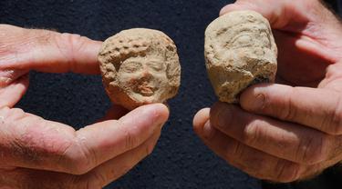 Tim Arkeolog Israel Temukan Pusat Penyimpanan Administratif Berusia 2.700 Tahun