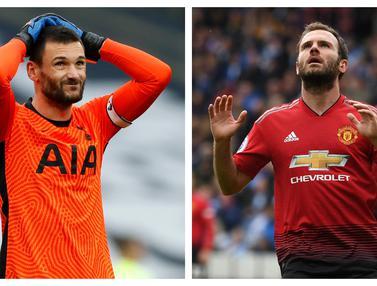 FOTO: 5 Pemain Top Eropa yang Belum Pernah Meraih Gelar Juara Liga Domestik, Ada Juan Mata dan Antoine Griezmann