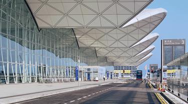 10 Bandara Cantik yang Memanjakan Mata