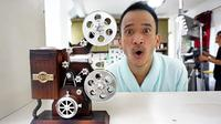 Belakangan ini, Ruben Onsu lebih banyak menjadi presenter dan komedian dibanding dengan dunia seni peran. 12 tahun Ruben vakum dari dunia layar kaca melalui sinetron. (Bambang E. Ros/Bintang.com)