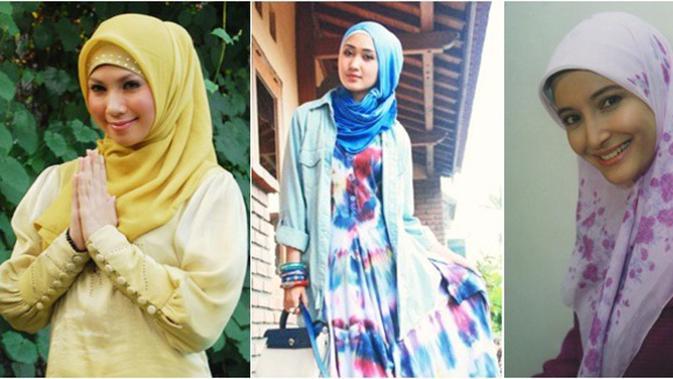 Gaya Hijab Muslimah Dari Masa Ke Masa Beauty Fimela Com