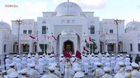 Istana Kepresidenan Qasr Al Watan (Dok.Instagram/@jokowi/https://www.instagram.com/p/B7QqAqjBi-9/Komarudin)