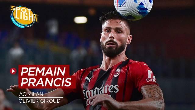 Berita video spotlight kali ini membahas tentang deretan pemain asal Prancis di skuad AC Milan.