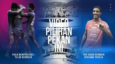 Berita Video 3 Video Pilihan, Dimulainya Piala Menpora 2021 dan Perubahan Nama Stadion Maracana Menjadi Pele