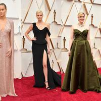 Parade Gaun Panjang Paling Glamor di Oscar 2020. Sumber foto: Istimewa.
