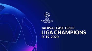 Berita video jadwal fase grup Liga Champions 2019-2020 matchday 3. Inter Milan hadapi  Borussia Dortmund, Kamis (24/10/2019) di Stadion Giuseppe Meazza, Milan.