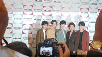 Arashi di Jakarta.