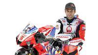 Salah satu pembalap Pramac Racing untuk MotoGP 2021, Johann Zarco. (Twitter/Pramac Racing)