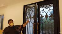 Rumah Baru Ivan Gunawan. (Tangkapan Layar YouTube/Ivan Gunawan)