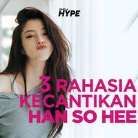 Han So Hee dan Rahasia Kecantikannya