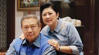Ani Yudhoyono dan Susilo Bambang Yudhoyono (Sumber: Instagram/annisayudhoyono)