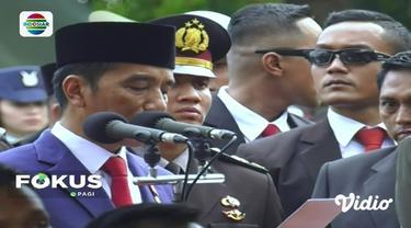 Dalam pidato di pemakaman Ani Yudhoyono, Presiden Joko Widodo menyatakan, bangsa Indonesia telah kehilangan salah seorang tokoh wanita terbaik.