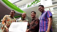 Pembukaan hotel whiz di Malang