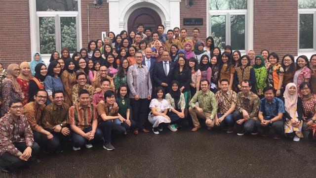Pelajar Indonesia di Belanda