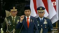 Presiden Jokowi. (Liputan6.com)