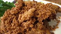 Ayam Kremes Restoran Merrys House of Chicken California Amerika Serikat. Credit Foto : Dian Widyastuti (VOA)