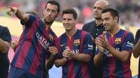 Barcelona (Josep Lago/AFP)