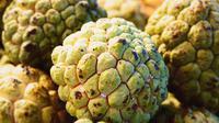 Manfaat buah srikaya  (sumber: iStockphoto)