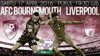 AFC Bournemouth vs Liverpool (Bola.com/Samsul Hadi)