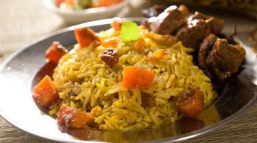 Resep Lezat Nasi Kebuli Khas Arab Lifestyle Fimela Com