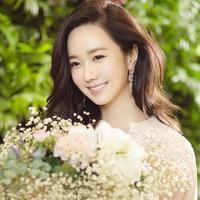 Kim Min Seo benar-benar membuat publik terkejut, pasalnya mereka tidak tahu jika artis cantik itu mempunyai pacar. Publik tahu setelah ia mengungkapkan hari pernikahannya kepada media. (Foto: Soompi.com)