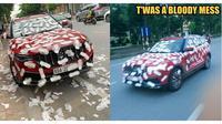 Parkir sembarangan (Sumber: Worldofbuzz)