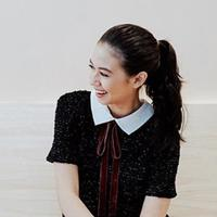 Tampil dengan rambut dikuncir, Artis cantik Yuki Kato semakin terlihat cantik dan menawan. (Liputan6.com/IG/yukikt)