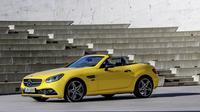 Mercedes-Benz SLK. (Kbb.com)