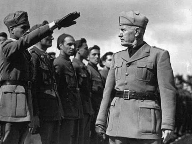 3 1 1925 Detik Detik Benito Mussolini Jadi Diktator Italia Global Liputan6 Com