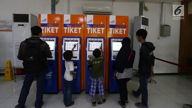 Perbaikan Sistem Tiket Online Kai Tak Bisa Diakses Jumat