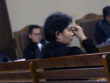 Diduga Terima Suap, Hakim adhoc Pengadilan Tipikor Medan Dituntut 9 Tahun Penjara