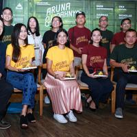 Film Aruna dan Lidahnya (Adrian Putra/bintang.com)