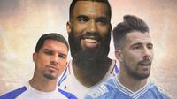 Liga 1 - Pemain asing yang tinggalkan Shopee Liga 1 (Bola.com/Adreanus Titus)