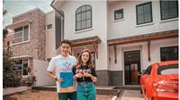 Rumah Baru Ifan Seventeen dan Citra Monica (Sumber: Instagram/ifanseventeen)