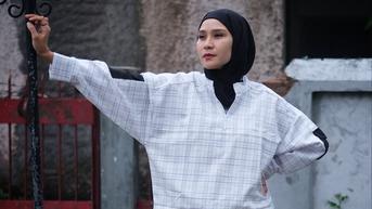 Zaskia Adya Mecca Kenang Masa Lalu, Tak Punya Uang Jajan, Sekolah Jalan Kaki, hingga 80 Persen Gagal Casting