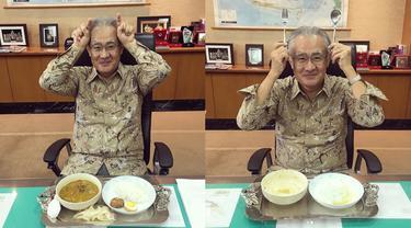 Duta Besar Jepang Ishii Masafumi