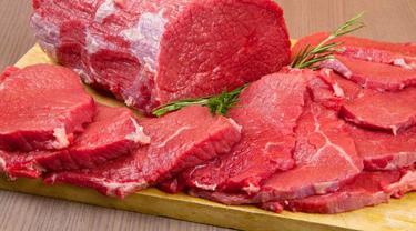Warna Daging Sapi Asli Lebih Pekat