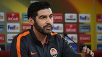 Paulo Fonseca mewaspadai permainan AS Roma. (doc. UEFA)