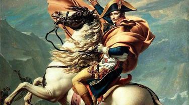 Ilustrasi lukisan Napoleon Bonaparte (pixabay)