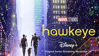 Hawkeye Tayang di Disney+ Hotstar pada November, Ini Sinopsisnya