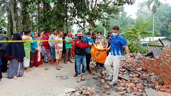 Tolong, 3 Anak di Siak Kehilangan Ibu dan Saudara karena Kebakaran