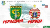 Liga 1 2018 Persebaya Surabaya Vs Persija Jakarta (Bola.com/Adreanus Titus)