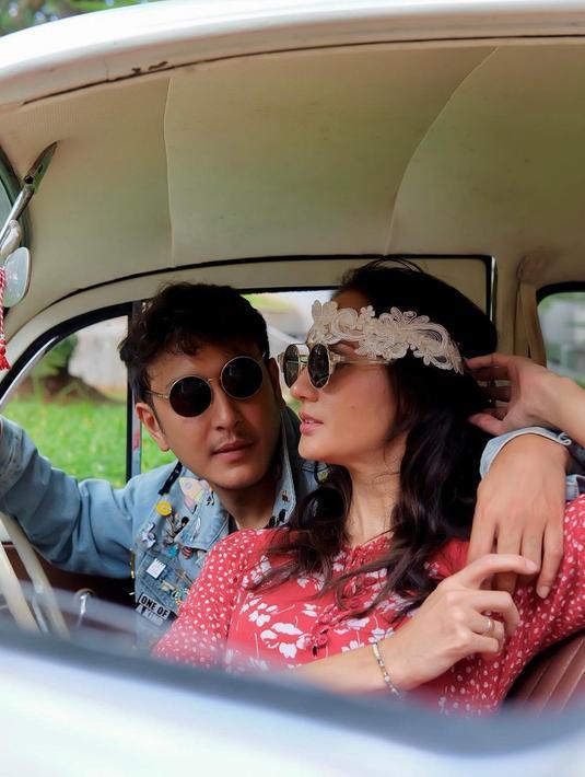 Dimas Anggara dan Nadine Chandrawinata (Instagram/nadinelist)