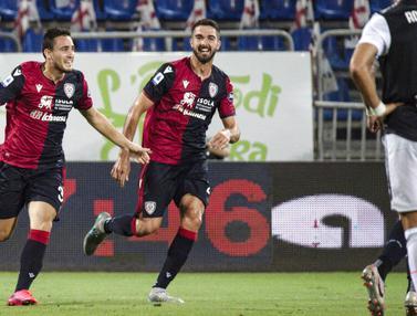 Juventus, Cagliari, Serie A
