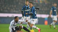 Gelandang Inter Milan, Christian Eriksen (@inter)