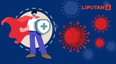 Banner Infografis Ayo Jaga dan Tingkatkan Imunitas Tubuh. (Liputan6.com/Abdillah)